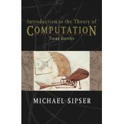 Introduction to the Theory of Computation by Michael Sipser