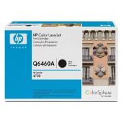 HP Original HP Color Laserjet Toner Q6460A black - reduziert
