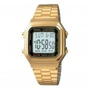 Reloj Casio Pulso Vintage Digital A178WGA-1ADF-Dorado