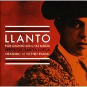 Vicente Pradal - Garcia Lorca / Pradal: Llanto (0724354571725) (1 CD)