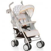 Детска количка Torro - Dots Grey, Hauck, 352421