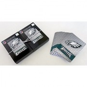 Philadelphia Eagles Fathers Day Gift Playing Cards Double Deck Set