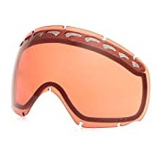 Oakley Crowbar Lens Replacement for ski/snowboard Mask multi-coloured Prizm Rose