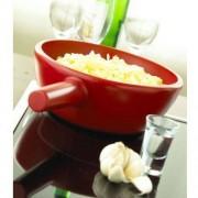 Spring (Germany/Switzerland) garnek ceramiczny fondue do płyty indukcyjnej - SPRING