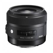 Obiectiv Sigma 30mm f/1.4 EX-DC HSM Art pentru Sony
