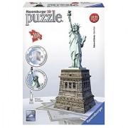Ravensburger Statue of Liberty - 3D Puzzle (108-Piece)