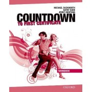 Countdown to First Certificate: Workbook Without Key and Student's: Workbook without Key and Student's Audio CD Pack by Michael Duckworth