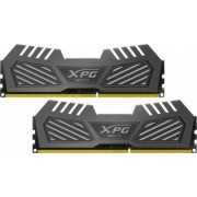 Memorie AData XPG V2 Grey 8GB Kit2x4GB DDR3 2400MHz CL11