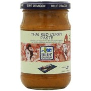 Blue Dragon Thai Red Curry Paste 285g (Case of 6)