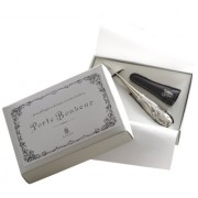 """Sewing perforation lily of the valley """"tin (tin) made"""" of CLOVER (leather case) 74-939 (japan import)"""