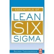 Essentials of Lean Six Sigma by Salman Taghizadegan
