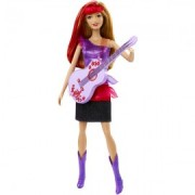 Papusa Barbie Rock N Royals - Pop Stars