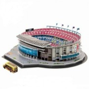 Puzzle 3D Stadion Barcelona Spania