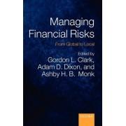 Managing Financial Risks by Gordon L. Clark