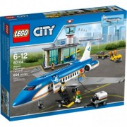 Lego City Terminalul pentru pasageri de pe aeroport 60104