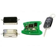 NTR MSW01 Mikrokapcsoló autó riasztó távirányítóba SMD 12V 50mA 6,5 x 3,5 x 2/2,5mm on/off