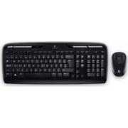 Kit Wireless Logitech Mouse+Tastatura MK330