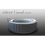 Mspa jacuzzi , mobil pezsgőfürdő Silver Cloud M- 021LS Lite ,