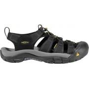 Keen M's Newport H2 Black 2017 US 7,5 40 Sandaler