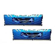 G.SKILL 8GB (2 x 4GB) Ripjaws 4 Series 288-Pin DDR4 SDRAM 3000 (PC4-24000) Intel X99 Platform Extreme Performance Memory Model F4-3000C15D-8GRBB