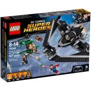 LEGO® Super Heroes DC UNIVERSE Eroii justiţiei: Bătălia din ceruri 76046