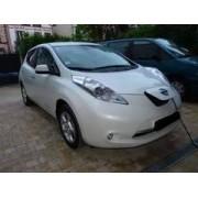 Nissan Leaf À PARIS