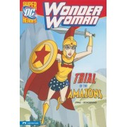 Wonder Woman: Trial of the Amazons, Paperback