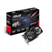 Asus AMD Radeon R7 260X 1GB DirectCU II Graphics Card - PCI-E 3.0