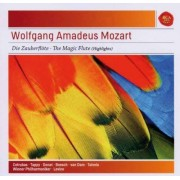James Levine - Mozart: Die Zauberflte K620 ( Highlights (0886977126420) (1 CD)