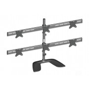"Brateck Free Standing Six LCD Monitors Stand from 13""-24''"