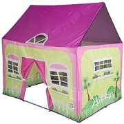 Pacific Play Tents Kids Cottage Play House Tent Playhouse for Indoor / Outdoor Fun - 50 x 40 x 50