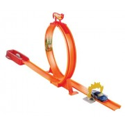 Hot Wheels City Loop & Launch Trackset by Hot Wheels