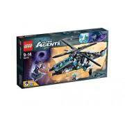LEGO Agents - Ultracóptero vs. AntiMatter (6100984)