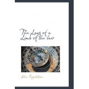 The Lays of a Limb of the Law by John Popplestone