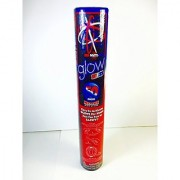 Red White & Blue Glow Sticks - 50 Pack With Accessories