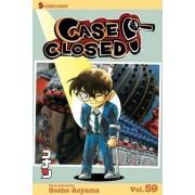 Case Closed: Volume 59 by Gosho Aoyama