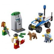 Lego® City Police Set De Politie Pentru Incepatori - L60136