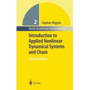 Introduction to Applied Nonlinear Dynamical Systems and Chaos by Stephen Wiggins
