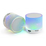 Bluetooth Led világító hangszóró Mp3,Rádió,USB, TF/micro SD kártya,3,5 jack,telefon kihangosítás - villám