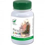 Parazitol Junior, 250 capsule