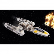 MACHETA STAR WARS Y-WING FIGHTER REVELL (RV6699)
