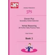 Verbal Reasoning: 11+ Daily Practice Tests Bk. 2 by Nicholas Geoffrey Stevens
