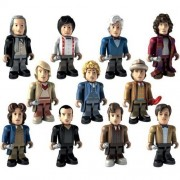 Doctor Who 50th Anniversary The Eleven Doctors Micr Figure Set