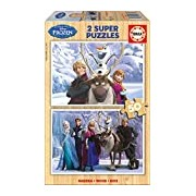 "Educa Borras 16163 ""Frozen"" Puzzle (100-Piece)"