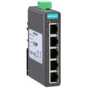 Switch Moxa EDS-205, 5 Porturi