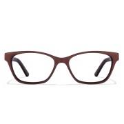 Brown Cat Eye Eyeglasses Vincent Chase Evil Eye F 169 - C502