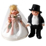 Merry Miniatures Bride and Groom