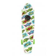 Maui and Sons Aggro Kicktail Cruiser-Skateboard