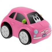 Chicco Model CHICCO Samochodzik Fiat 500 Tourbo Touch Różowy + DARMOWY TRANSPORT!
