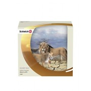 Schleich Lion Scenery Pack Box Set